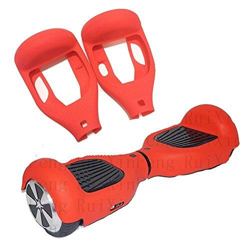 FBSPORT Oriention Scooter Hülle Silikon Schutzhülle für 6,5 Zoll 2 Wheels Balance Roller - Kratzfest Smart Self Balancing Elektro Scooter Hülle