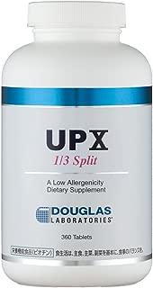 ダグラスラボラトリーズ UPX 1/3 スプリット マルチビタミン&ミネラル 360粒 約15日分