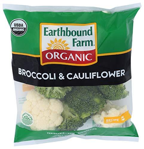 EARTHBOUND FARM Organic Broccoli & Cauliflower, 9 OZ