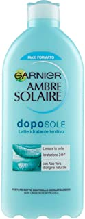 Garnier Ambre Solaire Crema Doposole Aloe Vera, 400ml