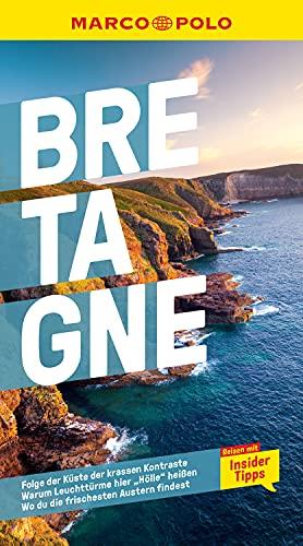 MARCO POLO Reiseführer Bretagne: Reisen mit Insider-Tipps. Inklusive kostenloser Touren-App (MARCO POLO Reiseführer E-Book)