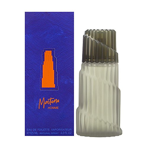 Montana Parfum D'Homme EDT Spray 125ml