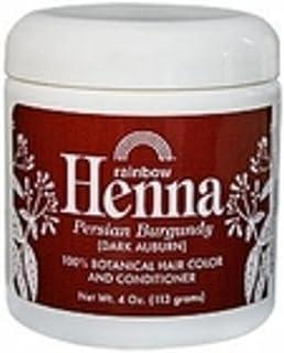 Sponsored Ad - RAINBOW RESEARCH Burgundy Henna