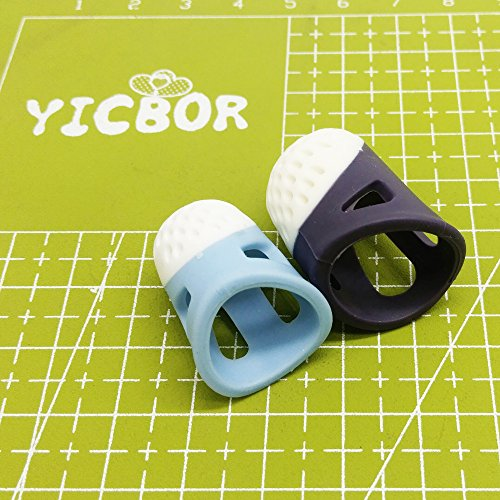 Purchase YICBOR Household Sewing DIY Tools Thimble Finger Protector Quilting Craft Accessories Comfo...