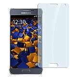 mumbi Hart Glas Folie kompatibel mit Samsung Galaxy Alpha Panzerfolie, Schutzfolie Schutzglas (1x)