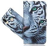 HülleExpert UMIDIGI Power Handy Tasche, Wallet Hülle Flip Cover Hüllen Etui Hülle Ledertasche Lederhülle Schutzhülle Für UMIDIGI Power