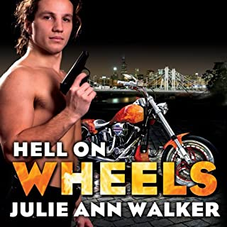 Hell on Wheels     Black Knights Inc., Book 1              By:                                                                                                                                 Julie Ann Walker                               Narrated by:                                                                                                                                 Abby Craden                      Length: 9 hrs and 18 mins     357 ratings     Overall 4.0