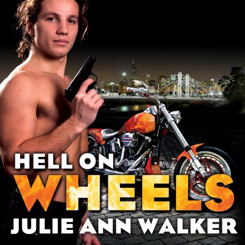 Hell on Wheels cover art