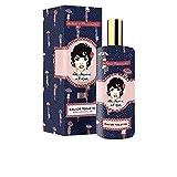 Perfume eau de toilette Dolores Promesas - Bailame el agua. Afrutada y floral fragancia para mujeres que mezcla aromas a cereza, violeta y ambar. Formato en cristal con pulverizador de 125 ml