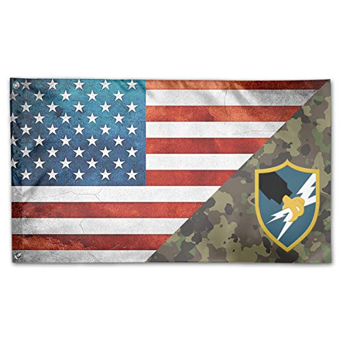 Coolguyid American Flag by U.S. Veterans Owned US Army Security Agency Flag 3x5 Ft