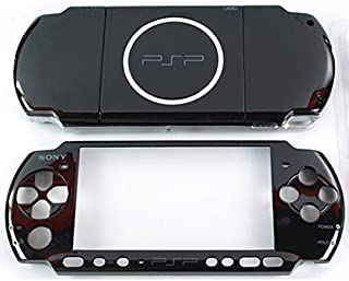 PSP 3000 Replacement Shell Housing case SONY PSP 3000 Black