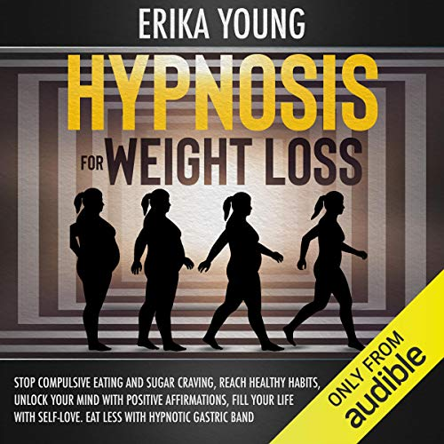 Hypnosis for Weight Loss cover art