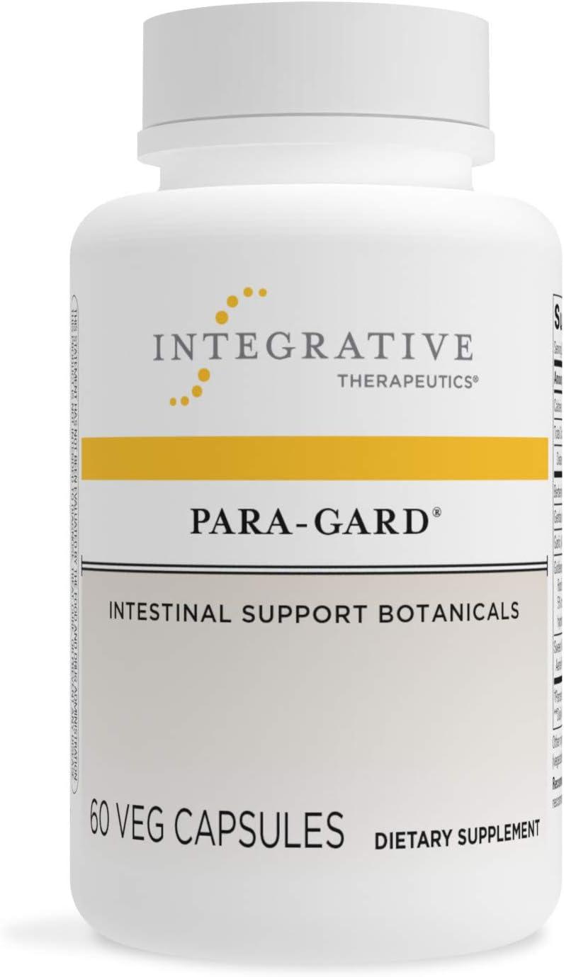 High order Integrative Therapeutics para-Gard - New color Botanica Support Intestinal