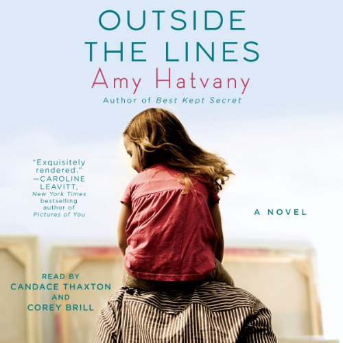 Outside the Lines audiobook cover art