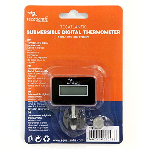 TECATLANTIS - Termómetro digital sumergible