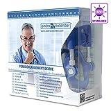 Androextender Aparato de Tracción para Agrandamiento. Alargador y Extensor Médico Patentado por Andromedical. Tratamiento de Alargamiento sin Cirugía y Seguro