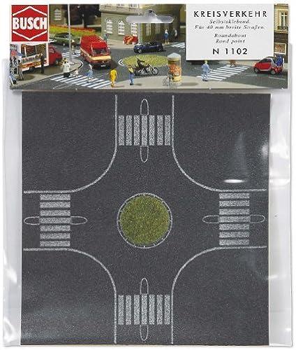Busch 1102 Roundabout by Busch