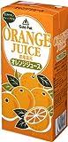 ゴールドパック 100%オレンジジュース 1LX6本