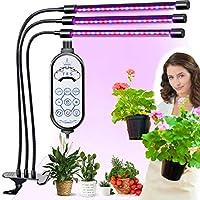 Tfs Top Fans 60W Tri Head On Desk Plants Growing Lamp