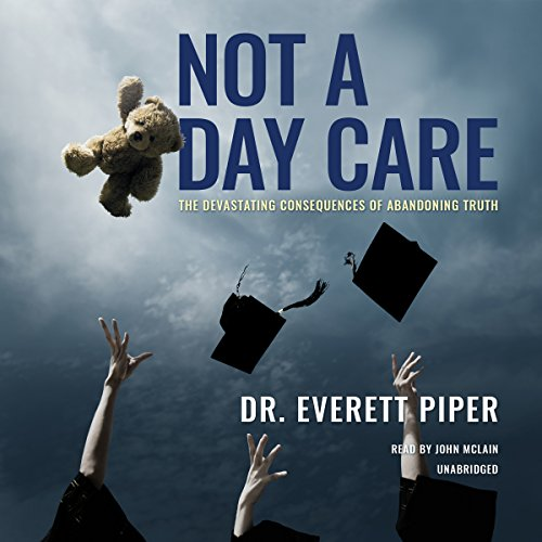Not a Day Care audiobook cover art