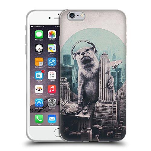 Head Case Designs Licenza Ufficiale Ali Gulec DJ con Convinzione Cover in Morbido Gel Compatibile con Apple iPhone 6 Plus/iPhone 6s Plus