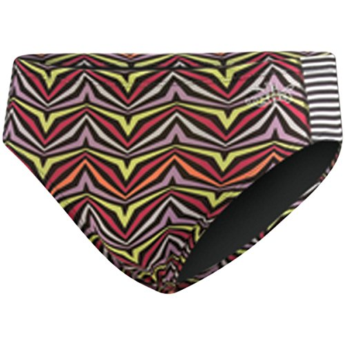 DOLFIN Uglies Men's Racer Swimsuit,Zulu (743),30