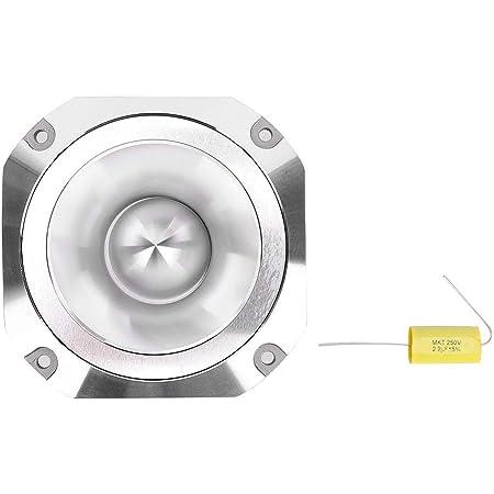 Car for Audio Coaxial Speakers Stereo Super Tweeter Car Stereo for Audio HiFi Loudspeaker