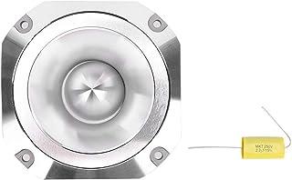 $44 » Sponsored Ad - Akozon Car Audio Coaxial Speakers, Aluminum Silver Color Auto Car Stereo Audio Hifi Coaxial Loudspeaker Spe...