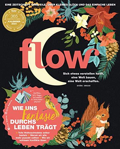 Flow Nummer 54 (8/2020): Eine Zeitschrift ohne Eile, über kleines Glück und das einfache Leben
