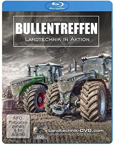 Bullentreffen Vol. 1 - Landtechnik in Aktion/Blu-ray