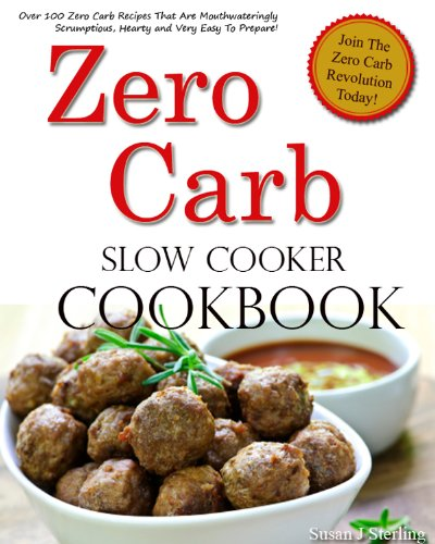 0 carb slow cooker cookbook - 1