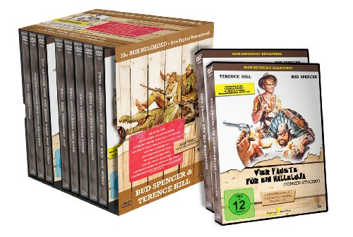 10er Box RELOADED [10 DVDs]