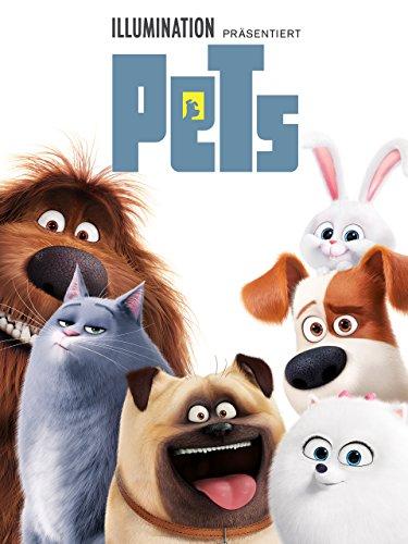 Pets (4K UHD) [dt./OV]