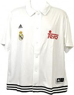 Real Madrid CF Official Snap Shooter Polo Shirt