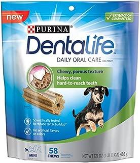 Purina DentaLife Daily Oral Care Mini Dog Treats by DentaLife