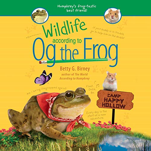 Wildlife According to Og the Frog cover art