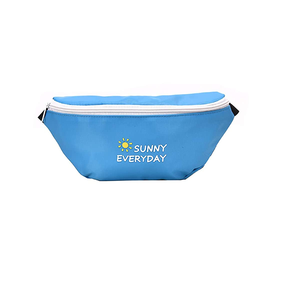 justHIGH's Bags Fanny Pack,Casual Shoulder Travel Sport Biking Hiking Outdoor Daypack Chest Bag for Men & Women
