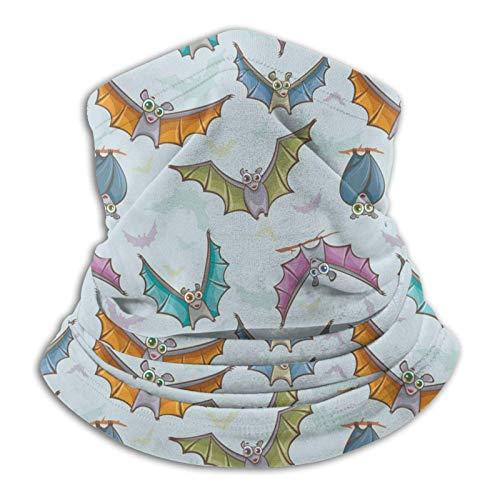 dilidy Polaina para el Cuello al Aire Libre Jungle Parrot Toucan Bandanas Pasamontañas Versátil Headwear