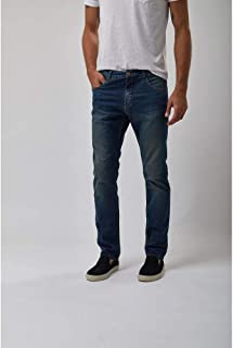 Calça Jeans Dirty - Jeans Médio