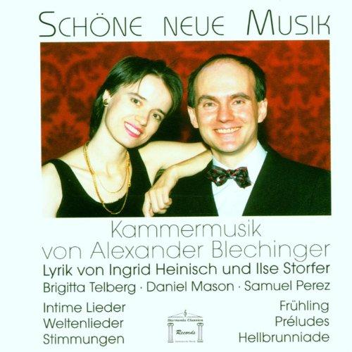Stimmungen für Violine solo, Op. 94: II. Schrecken