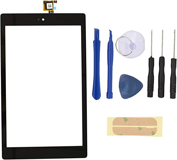 Black Touch Screen Digitizer Replacement for Samsung Galaxy Tab E 9.6 inch SM-T560