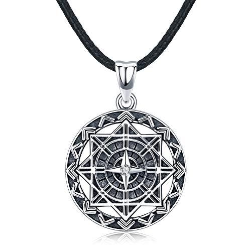 Odinstone -  Kompass Halskette