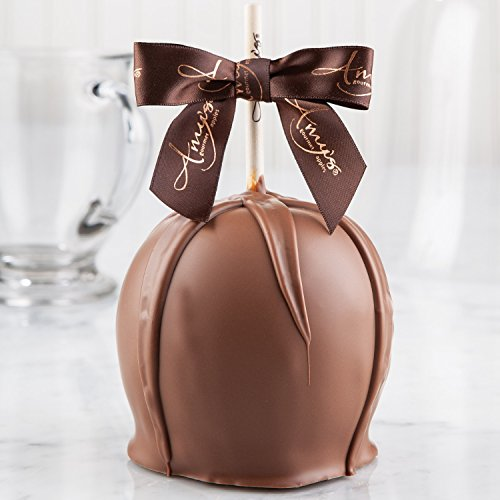 Dunked Caramel Apple w/ Milk Belgian Chocolate