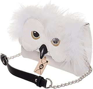 Harry Potter Purse Hedwig Owl Faux Leather Crossbody Bag