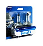 Philips 9003 Vision Upgrade Headlight Bulb with up to...