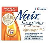 Nair - Cire Rituel Douceur Huiles Bio Argan Et Onagre - 400G - Lot De 3 - Livraison Rapide en France - Prix Par Lot