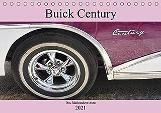 Buick Century - Das Jahrhundert-Auto (Tischkalender 2021 DIN A5 quer): Der US-Oldtimer Buick Century der Jahre 1954-1958 (Monatskalender, 14 Seiten )