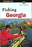 Fishing Georgia (Regional Fishing Series)