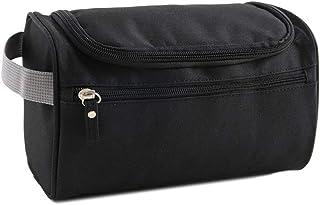 حقيبة تنظيم أغراض المرحاض للرجال من ميفاسو مع خطاف أكسسوارات السفر، مستلزمات العناية بالحمام والحلاقة ومستحضرات التجميل