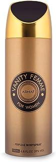 Armaf Vanity Femme Body Spray for Women(200ml) (Brown)